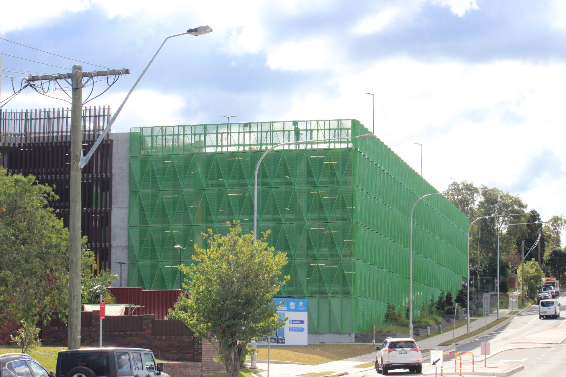 Gosford Hospital Carpark - Overhead Asset Relocation to Underground